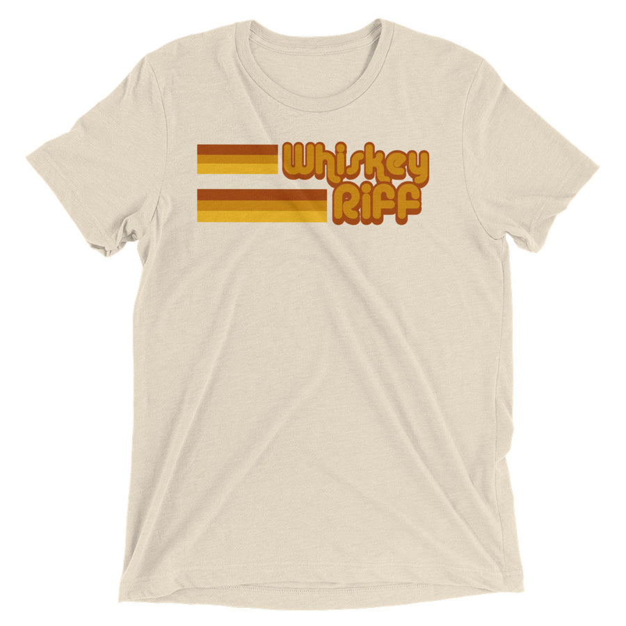 Whiskey Riff 70's T-Shirt