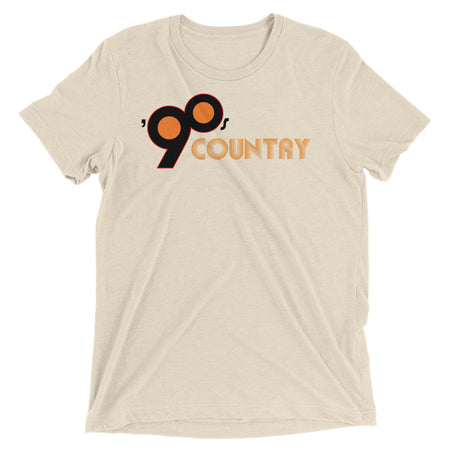 Whiskey Riff 90's Country at Nite T-Shirt