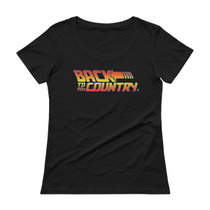 Back To 90's Country Women's T-Shirt