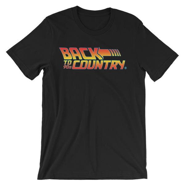Back To 90's Country T-Shirt