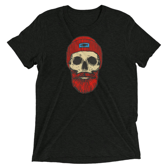 Skull Fisherman T-Shirt