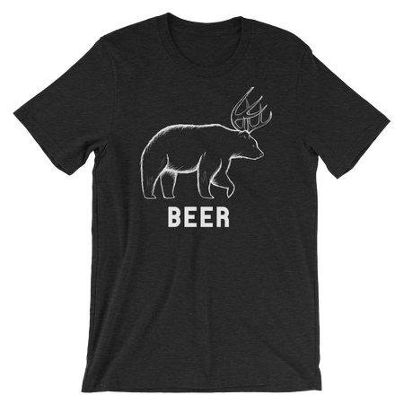Bear Plus Deer T-Shirt