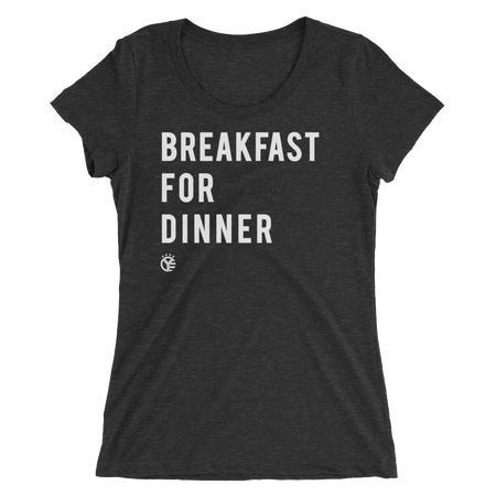 Breakfast For Dinner Women's T-Shirt