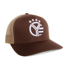 Whiskey Riff Retro Trucker Hat