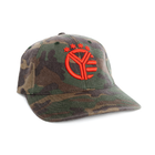 Whiskey Riff Flexfit Camo Cap