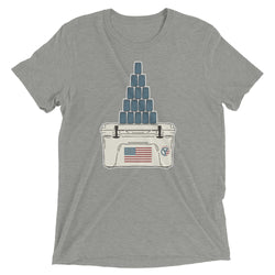Beer Can Pyramid T-Shirt