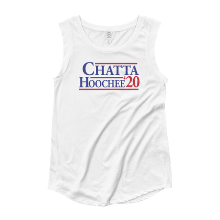 Chattahoochee '20 Women's Cap Sleeve Tank Top