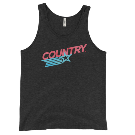 Vintage Country Tri-Blend Tank Top