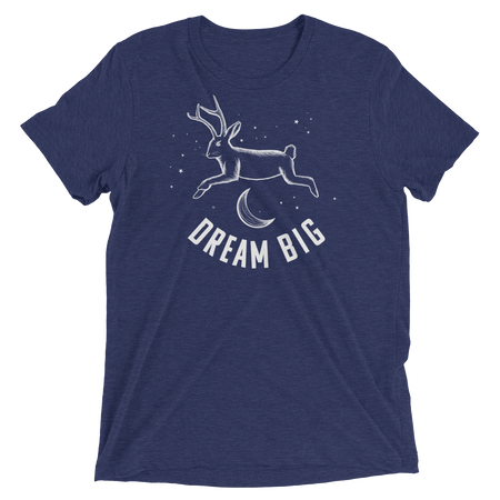 Dream Big Jackalope T-Shirt