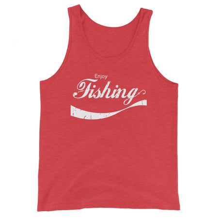 Enjoy Fishing Tank Top