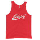 Enjoy Country Tri-Blend Tank Top