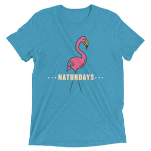 Natural Light Naturdays Flamingo T-Shirt