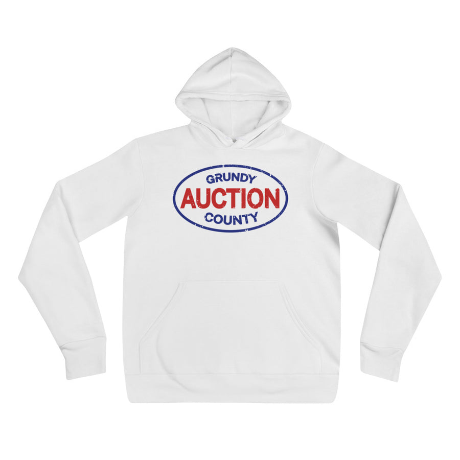 Grundy County Auction Hoodie