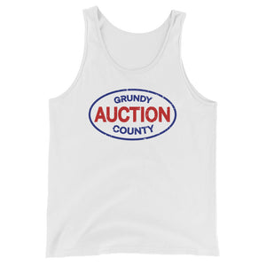 Grundy County Auction Tank Top