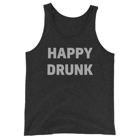 Happy Drunk Tank Top