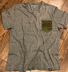 Whiskey Riff Ultra-Soft Men's Pocket Tee