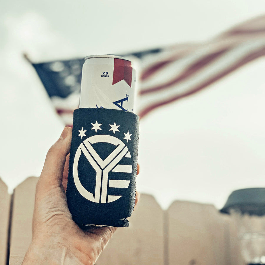 Whiskey Riff Koozie