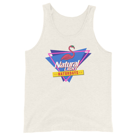 Natural Light Naturdays '80s Tank Top