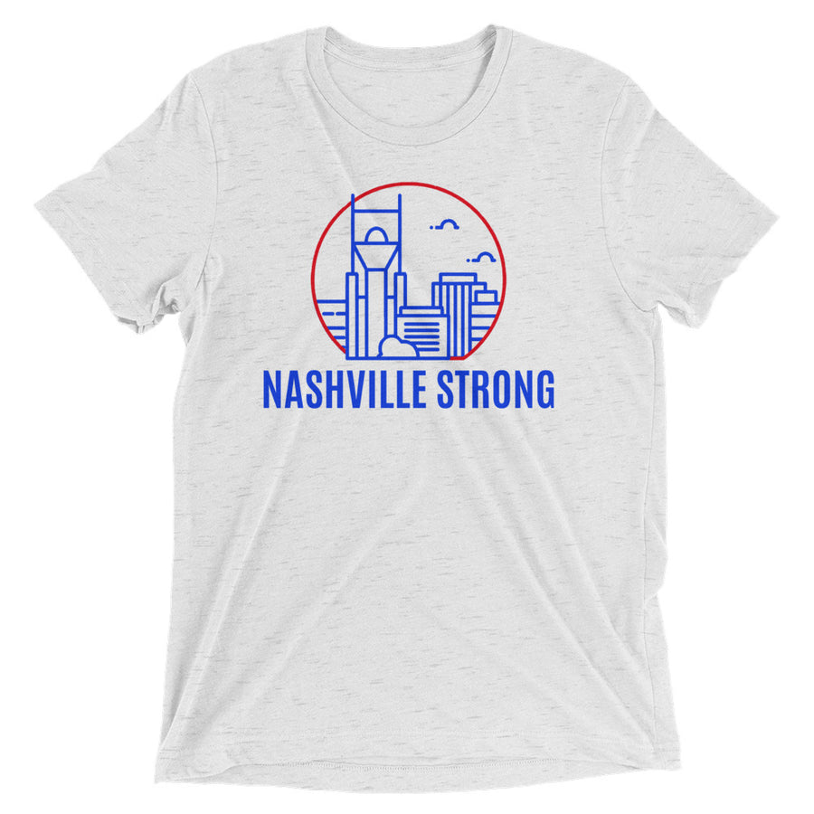 Nashville Strong T-Shirt Benefiting The Middle Tennessee Emergency Response Fund