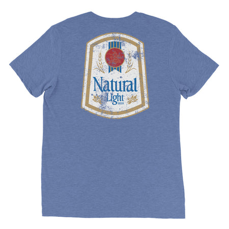 Natural Light Vintage Front & Back T-Shirt