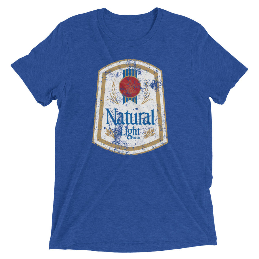 Natural Light Retro T-Shirt