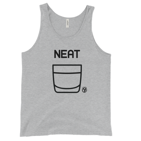 Whiskey Neat Tank Top