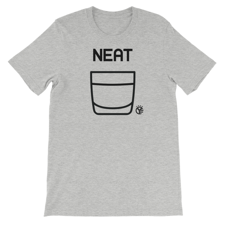Whiskey NEAT T-Shirt