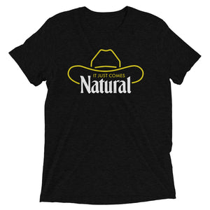 It Just Comes Natural (Light) Gold T-Shirt