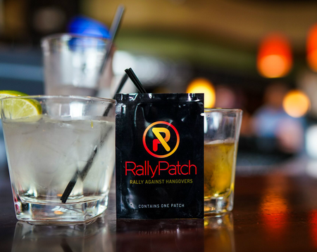 "RallyPatch (""Rally Against Hangovers"")"