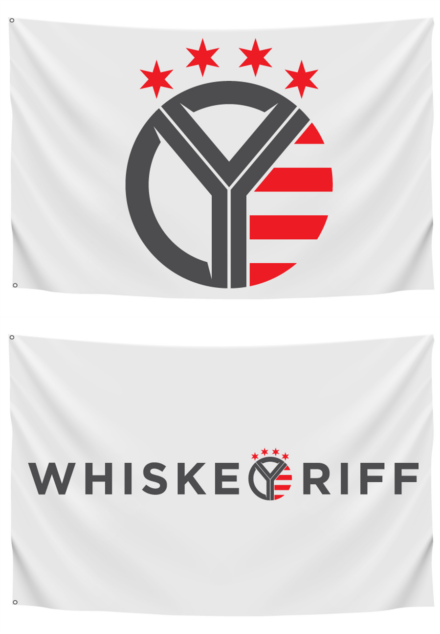 The Whiskey Riff Flag