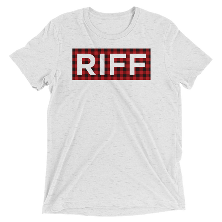 RIFF Plaid T-Shirt