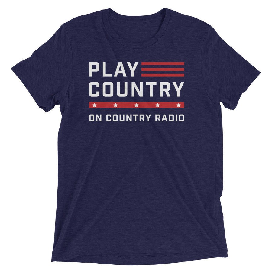 Play Country on Country Radio T-Shirt