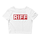 RIFF Women's Crop Top Tee