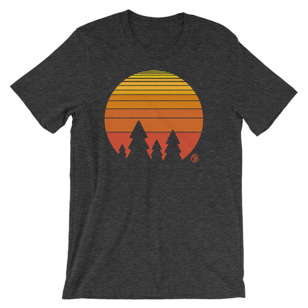 Whiskey Riff Sunset T-Shirt