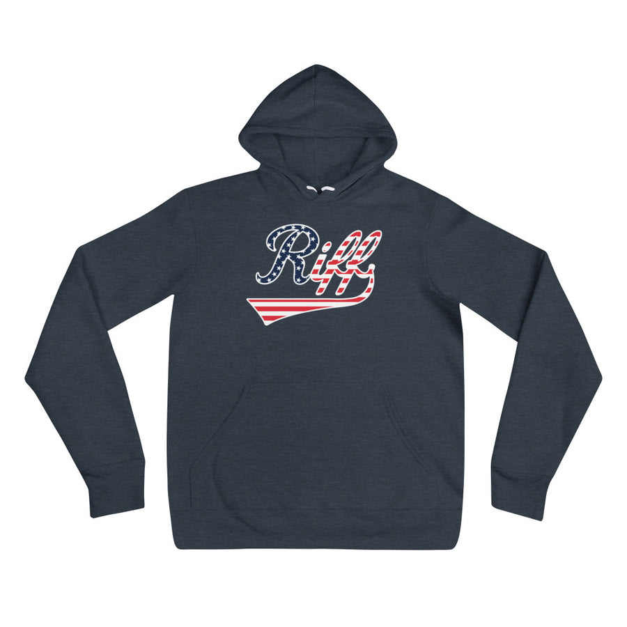 RIFF Stars and Stripes Hoodie