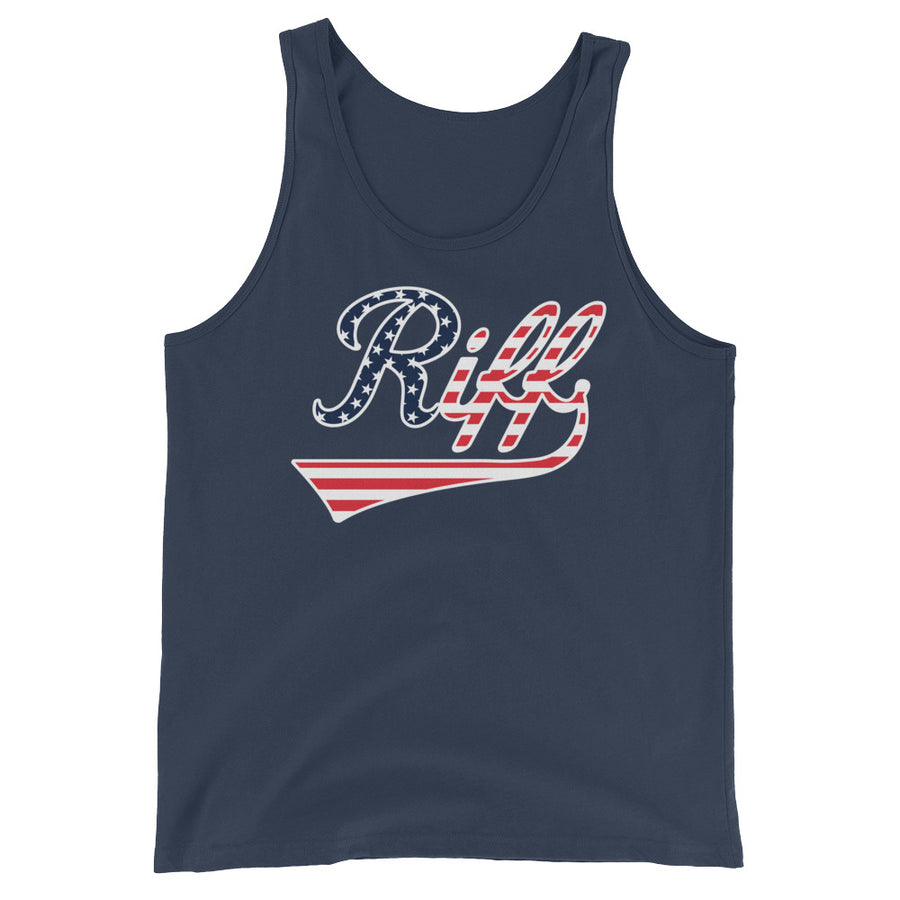 RIFF Stars and Stripes Tank Top