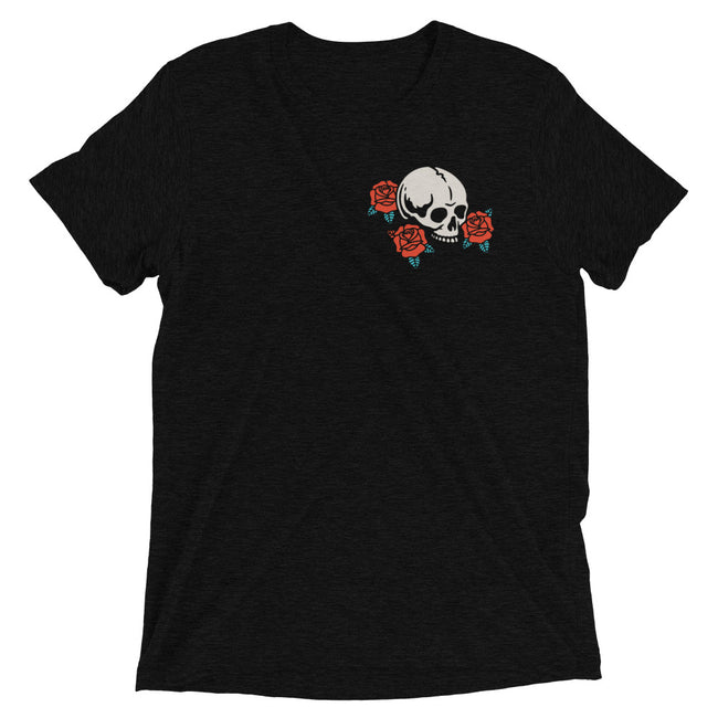 Skull and Roses T-Shirt