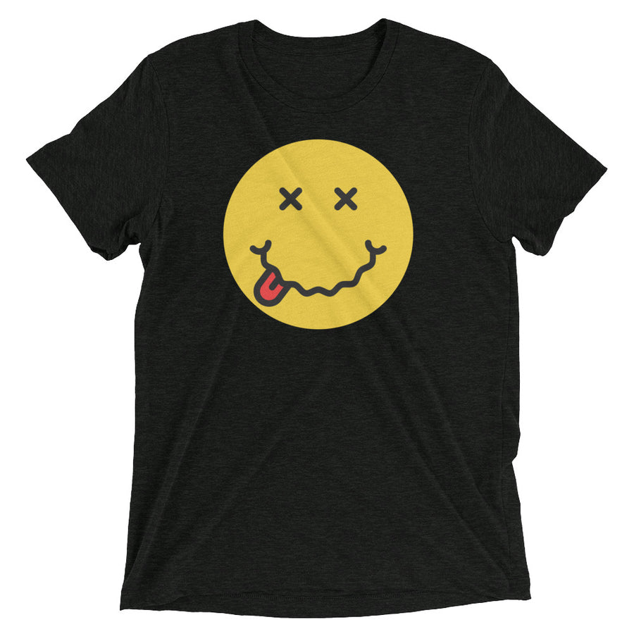Drunk Smiley Face T-Shirt