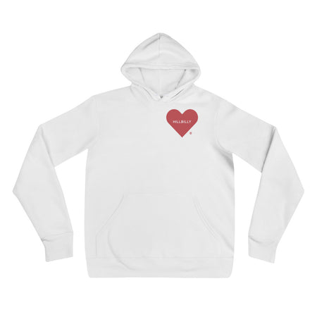Hillbilly At Heart Hoodie