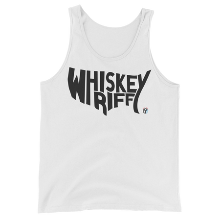 Whiskey Riff, USA Tank Top