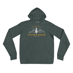 Yellowstone Dutton Ranch Mountains Hoodie
