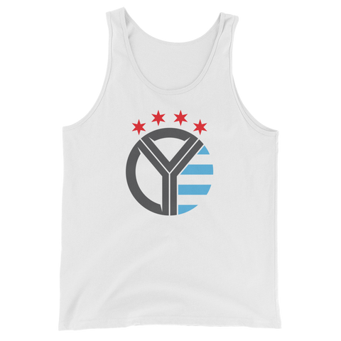 The Red, White, & Blue Whiskey Riff Tank Top