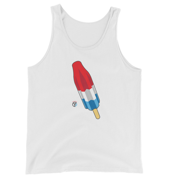 Whiskey Riff Bomb Pop Tank Top