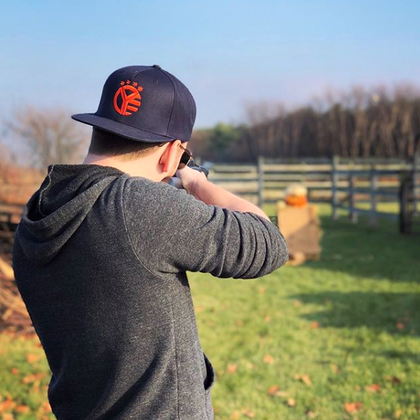 The Whiskey Riff Chicago Football Pro Hat