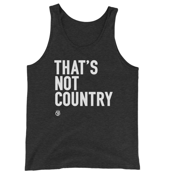 That's Not Country Tank Top