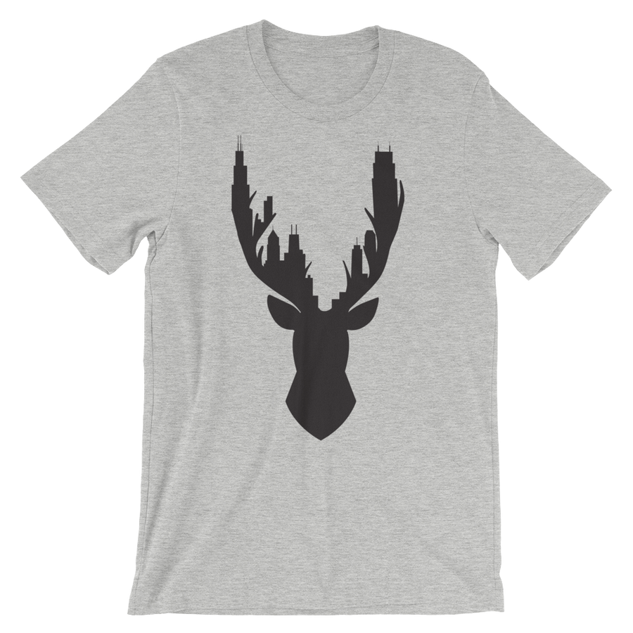Skyline Antlers T-Shirt