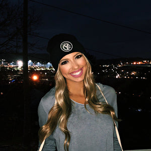 The Whiskey Riff Patch Beanie