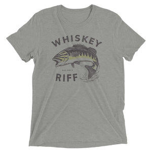 Whiskey Riff Fishing T-Shirt