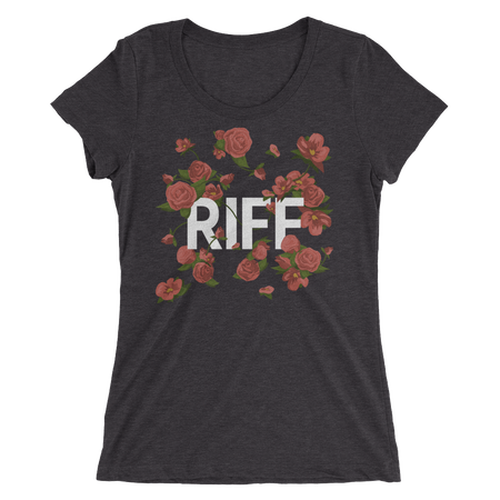 RIFF Flowers Women's T-Shirt