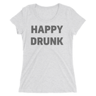 Happy Drunk Women's T-Shirt
